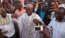 Côte d'Ivoire/Elections locales : Issa Coulibaly galvanise les militants de Dikodougou #Rdr