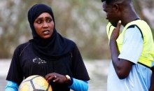Soudan: Salma al-Majidi, première femme coach d'un club de foot masculin