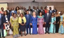 9è édition du prix CNP d'Excellence : la Première Dame de Côte d'Ivoire honorée#distinction