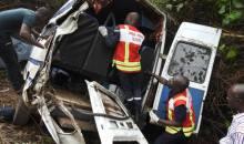 [Côte d'Ivoire Accident carrefour Azaguié] 1 mort, selon les sapeurs-pompiers