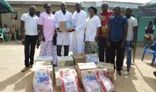 Candidat déclaré aux municipales : Soro Siriki fait des dons à Natio-Kôbadara #Korhogo