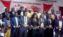 Célébration des valeurs: le ministre des transports soutien la promotion de l'excellence