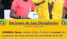 [CAF Corruption] Voile noir sur l'arbitrage ivoirien par Fernand Dédeh