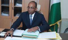[Côte d'Ivoire Ministère de la Construction] Le miracle du ministre Claude Isaac Dé avant sa passation de charges