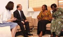 [Côte d'Ivoire/ Vie politique] : Le RDR échange avec une forte délégation du parti communiste chinois