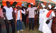 Guiembé/Municipales 2018 : Amadou Gon Coulibaly apporte son soutien aux candidats du RHDP