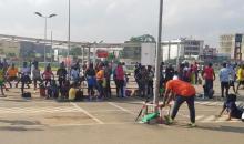 Côte d'Ivoire/Sport : Playce et Carrefour de la Palmeraie mobilisent les populations autour du Fitness
