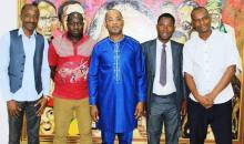 AGE de l'union des journalistes culturels de Cote d'Ivoire(Ujocci)/L' Archeveque Guy Vincent Kodja apporte son soutien au candidat Philip Kla