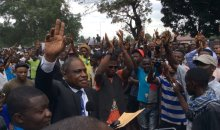[RDC] Les rassemblements de Martin Fayulu empêchés par les forces de l'ordre