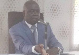 Jacques Yapi maire intérimaire de la commune du Plateau