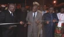 Culture/Korhogo: le Ministre de la Culture et de la Francophonie livre la bibliothèque municipale aux populations