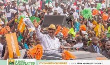 Présidentielle 2020: Le candidat du RHDP sera connu l'année prochaine (Alassane Ouattara)