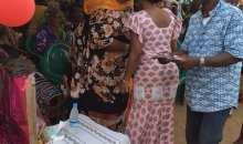 [Journée internationale des droits de la femme] Les femmes ''d'Amazone'' célèbrent l'ambassadrice Chantal Fanny