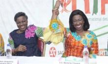 [Côte d'Ivoire Lancement officiel des activités du Rifel] Pari réussi pour S.E.Mme Chantal Fanny (vidéo)