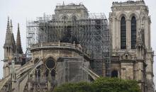 [Drame à Notre-Dame de Paris] L'incendie enfin maîtrisé par les pompiers