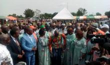 [Côte d'Ivoire Facobly] Vers la construction du complexe sportif, Alassane Ouattara