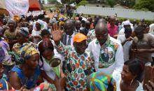 [Côte d'Ivoire Tonkpi] Depuis Man, Dr Albert Flindé lance l'offensive de la victoire du Rhdp à la présidentielle de 2020 #Rhdp