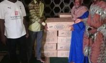 [Ramadan à Lakota] Samy Merhy offre 2 tonnes de sucre à la communauté musulmane