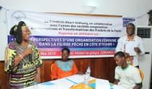 [Côte d'Ivoire] Autonomisation et leadership de la femmedu secteur de la pêche au centre d'un atelier à Grand Bassam