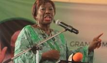 [Côte d'Ivoire Grève des enseignants] Kandia Camara menace et met en garde