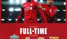 [Football/Ligue des champions-demi-finale retour] Les Reds renversent le Barça et filent en finale