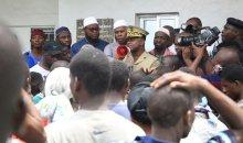 [Côte d'Ivoire Acte de violence à Attécoubé] Comment un jeune surexcité a tuméfie l'œil droit du préfet d'Abidjan, Vincent Toh Bi Irié (Témoignage)