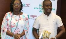 [Côte d'Ivoire Concours Challenge Social Lonaci] Simon Benjamin Bassolé de l'AIP enlève le premier prix de la seconde manche 2018