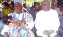 [Côte d'Ivoire/Région du Tonkpi] M. Albert Flindé met en mission plusieurs responsables de zones et des présidents d'organisation pour porter la voix du RHDP