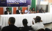 [Côte d'Ivoire/ Présidence de l'UNJCI 2019] Franck Ettiende la liste ''Ensemble Innovons'' : «Ne prenons pas l'Unjci comme une poule aux œufs d'or, prenons l'Unjci pour développer notre corporation»