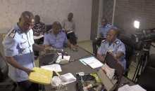 """[Côte d'Ivoire/Bilan partiel de """"l'opération vacances sécurisées 4''] 913 personnes interpellées, 3 munitions, 348 couteaux, 266 machettes saisis"""