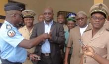 [Côte d'Ivoire/Région du Poro] Les capacités opérationnelles de la police locale renforcées