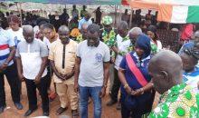 [Côte d'Ivoire] Le maire de Bin-Houyé, parrain de la réconciliation à Gueiossiepleu