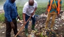 [Côte d'Ivoire Opération ville propre] Le maire d'Oumé, Joachim Kouassi Lagui veut sanctionner les ''hors-la-loi''