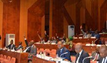 [Côte d'Ivoire/Projet de loi portant recomposition de la CEI] 17 sénateurs de l'opposition disent non contre 73 du RHDP