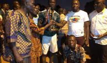 [Sports Vacances] Bordeaux FC d'Andokoi remporte la première édition du tournoi de Maracaña doté du trophée Gnamien Konan