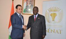 [Coopération] La Côte d'Ivoire et la Belgique veulent intensifier leur relation