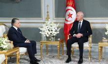 [Tunisie/Politique] Le chef de l'Etat échange avec Nabil Karoui, président du parti Cœur de la Tunisie