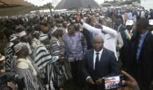 [Côte d'Ivoire/Grand meeting d'homme à Alassane Ouattara à Danané] Le pari de la mobilisation réussi