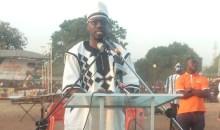 [Côte d'Ivoire/FESTIBO 2019] Le commissaire général rend un vibrant hommage au président Hien Philippe