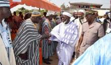 [Côte d'Ivoire/Grande tournée du Cosim dans le Cavally] Le Cheikh Boikary Fofana prône la paix et le vivre ensemble