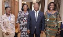 [Autonomisation de la femme, paix et sécurité] Le Rifel's au 33ème Sommet ordinaire de la Conférence des chefs d'Etat et de gouvernementde l'UA
