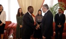 [Côte d'Ivoire] Le président Alassane Ouattara a échangé avec le secrétaire général de l'OMT