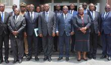 [Gestion des frontières] La commission nationale  des frontières de la Côte d'Ivoire démarre ses activités (communiqué)