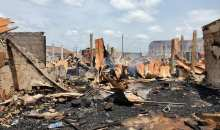 [Côte d'Ivoire Drame] Le marché de Lakota est parti en fumée cette nuit