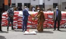 [Côte d'Ivoire/Lutte contre le Covid-19] Des kits alimentaires et sanitaires offerts aux populations et aux centres de santé de Yopougon