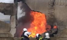 [Côte d'Ivoire] Une société ravagée par un violent incendie à la zone industrielle de Yopougon