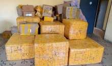 [Côte d'Ivoire/Lutte contre les produits prohibés] Plus de 1000 kilogrammes de médicaments illicites saisis