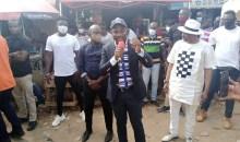 [Côte d'Ivoire/Le député Alpha Yaya aux jeunes du Black Market d'Adjamé] «Pour faire face à vos problèmes, il faut que vous soyez organisés»