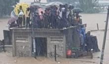 [Côte d'Ivoire/Pluies diluviennes] Plusieurs quartiers de la capitale économique sous les eaux