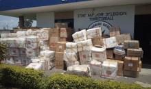 [Bouaké/Lutte contre la contrebande] La gendarmerie nationale met la main sur des tonnes de produits prohibés